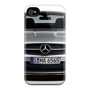 Hot Amg Sl65 First Grade PC Phone Case For Iphone 4/4s Case Cover