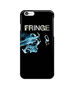 Fringe poster Case For Ipod Touch 4 Cover Back Case Cover