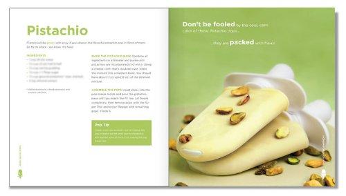 Zoku Quick Pops Recipe Book