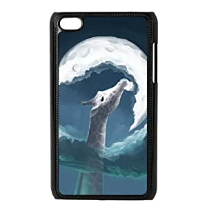 VNCASE Giraffe Phone Case For Ipod Touch 4 [Pattern-1]