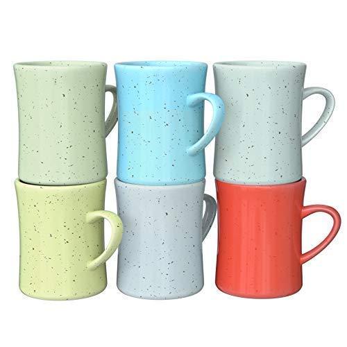 coffee mug set rustic - 1