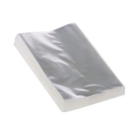 SeaStart - Bolsas de plástico Transparentes para Dulces, 100 ...