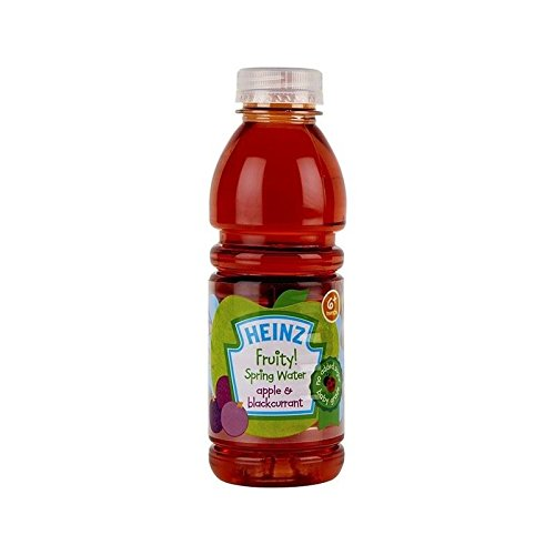 Heinz Apple & Blackcurrant Juice 500ml - Pack of 4