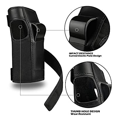 Szblaze Knee Pads Elbows Pads Wrist Guards 3 in 1 Safety Protective Gear Set for Skateboarding, Inline Roller Skating BMX Bicycle Scooter : Sports & Outdoors