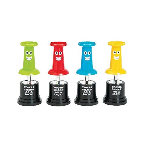 Fun Express Plastic Sharp Trophies