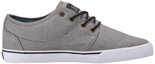 Globe Mens Mahalo Skate Shoe Grey Chambray 3FhM1Rm