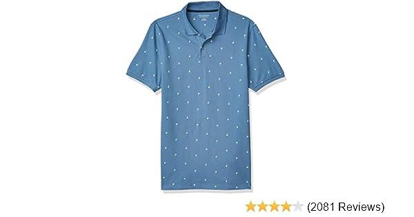 U.S Mens Luxury Feel Polo Shirt Hunter Green Size Large Polo ASSN