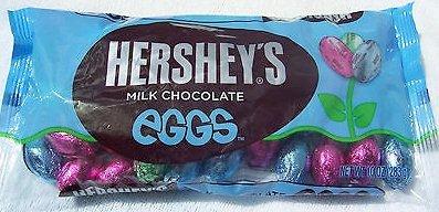 Hershey's Milk Chocolate Eggs 10 oz. (Pack of 2)