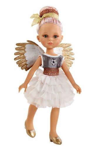 Paola Reina Las Amigas Angelゴールド12.5インチ人形(スペイン製)   B00D46SORI