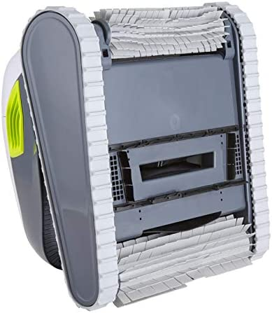 DOLPHIN T45 - Robot de Piscine électrique Fond, parois et Ligne d'eau - Application MyDolphin - Home Robots