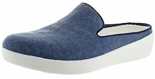 on Midnight Slip Superskate FitFlop Womens Navy q40UUHw
