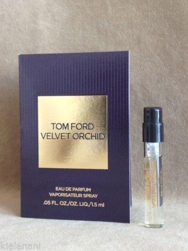 Tom Ford Velvet Orchid .05 oz / 1.5 ml Travel Size edp Spray Vial ()