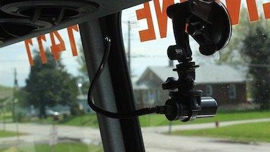Fire Cam HD 1080p Dash Camera G Sensor WiFi Enabled by Fire Cam
