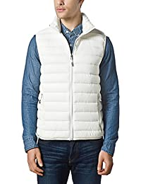 XPOSURZONE Men Packable Down Puffer Vest for Outwear