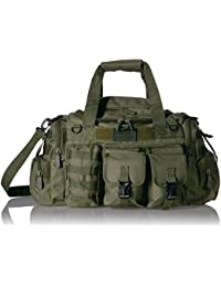 "Tactical Outdoor Multi Pockets Heavy Duty 22"" Duffel Bag"