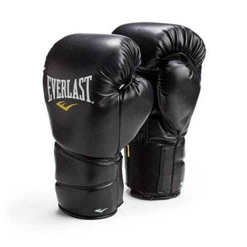 Everlast Protex 2 Damens Training Glove (schwarz) 10oz S M