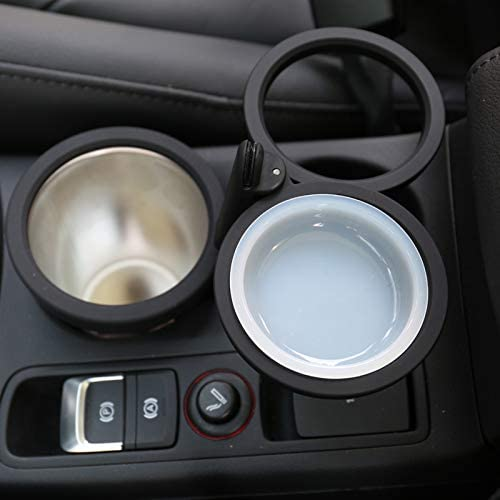 Large Drink Holder Adapter,Extra Storage,Lightweight Organizer The Urbaner Premium Automotive,Car Cup Holder Bottle Holder Stainless Steel
