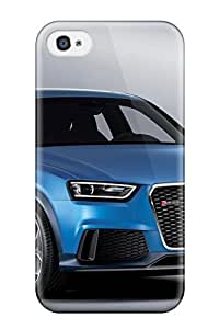 Awesome LDVXQwB5144MppHZ LatonyaSBlack Defender Tpu Hard Case Cover For Iphone 4/4s- Audi Suv 7