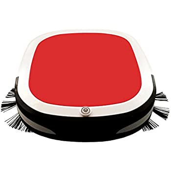 Amazon Com Robotic Vacuum Cleaner With Sweeping Suction