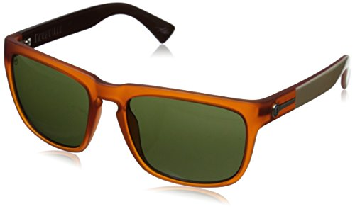 Electric Visual Knoxville Orange Glass - Men Electric Sunglasses