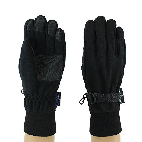 Winter Fleece Stretch Gloves Repellant