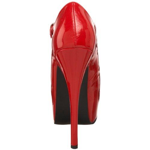 donna col tacco Pat Bordello Red Scarpe g6RRnz