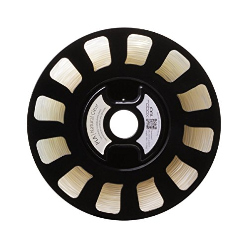 robox rbx-pla-nt001 smartreel Pla Filament Spool – Transparent