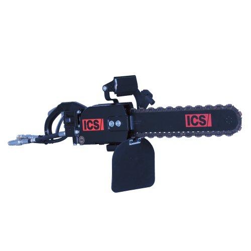 シブヤ ダイモチェーンソー ICS製 油圧チェーンソー 890F4 20インチ仕様 (051232) B075JD2T78
