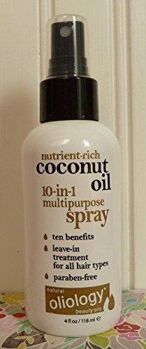 Oliology Coconut Oil Multipurpose Spray