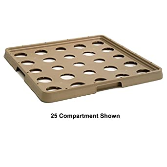 Traex 36 Compartment Ice Tray Rack