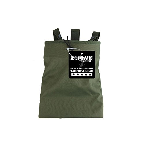 Zephyr Tactical Fold Recovery Pouch