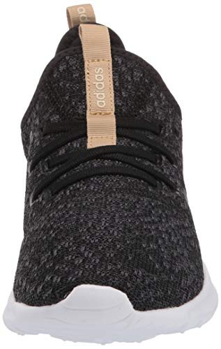 adidas Women's Cloudfoam Pure, Grey/Black, 5 M US by adidas (Image #4)