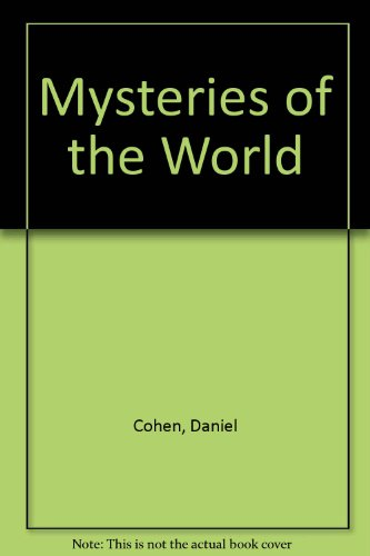 book of mysteries cahn pdf