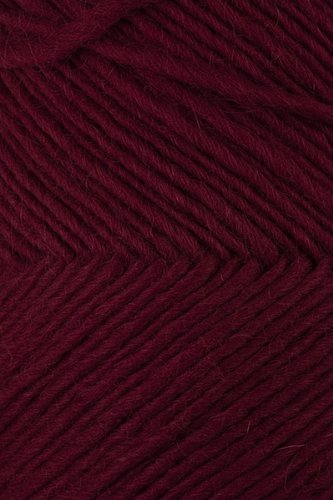 Brown Sheep - Lambs Pride Worsted Knitting Yarn - Raspberry (# 83)