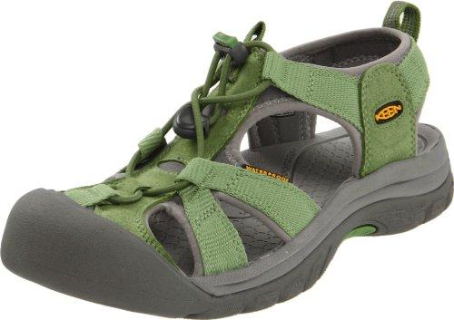 Keen Venice H2 - Sandalias deportivas de Material Sintético para mujer Verde Jade Green / Neutral Gray Verde - Jade Green / Neutral Gray