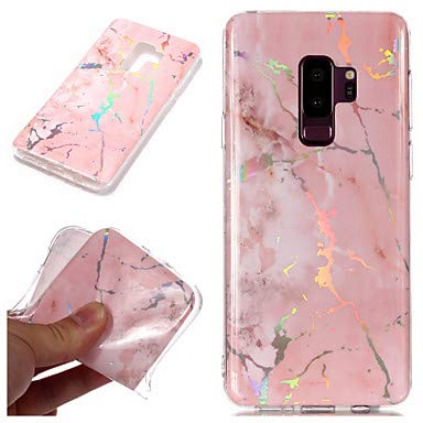 Amazon.com: Case for Samsung Galaxy S9 Plus / S9 Plating/IMD ...