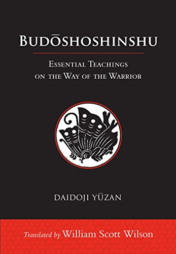 - Budoshoshinshu: Essential Teachings on the Way of the Warrior