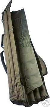 KOALA PRODUCTS® Abode® Oxford 12FT 3 Rod Part Padded Carp Fishing Holdall