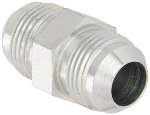 Eaton Aeroquip 2027-12-12S Small Hex Union, JIC 37 Degree End Types, Carbon Steel, 3/4 JIC(m) End Size, NULL Tube OD (Steel Sizes Tubing)
