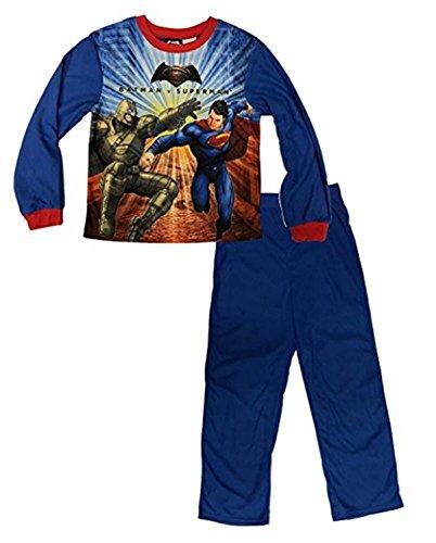 DC Batman Superman Flannel Pajama product image
