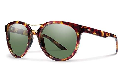 Smith Optics Bridgetown Chromapop Polarized Sunglasses, Tortoise, Gray ()