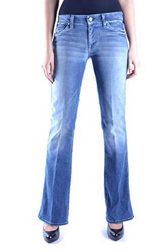 All Mankind Algodon 7 For Azul Ezbc110015 Jeans Mujer 5qTSCw