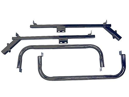 golf cart nerf bars - 4
