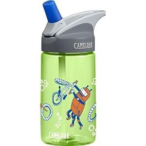 Camelbak Kid's Bottle (0.4 -Liter/12-Ounce, Robots)