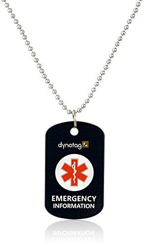 Dynotag Enabled Military Medical Emergency