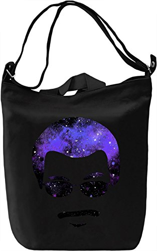 A Man of the Galaxy Borsa Giornaliera Canvas Canvas Day Bag| 100% Premium Cotton Canvas| DTG Printing|