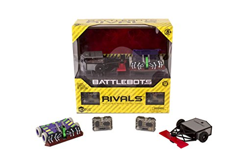 HEXBUG BattleBots Rivals (Tombstone and Witch Doctor) - Remote Control Battle Robot