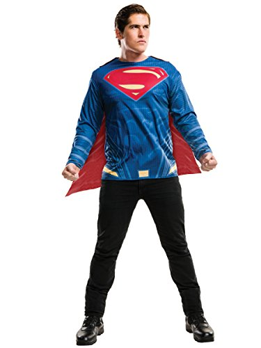 superman+costumes Products : Adult Batman V Superman Dawn of Justice Adult Superman Top Costume