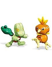 Mega Construx GKY94 - Mega Construx™ Pokémon™ Torchic vs. Treecko