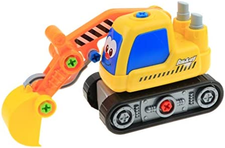 DIY分解 組み立ておもちゃ エンジニアリング車両模型 ツール ナット セット 9色 - 説明のとおり